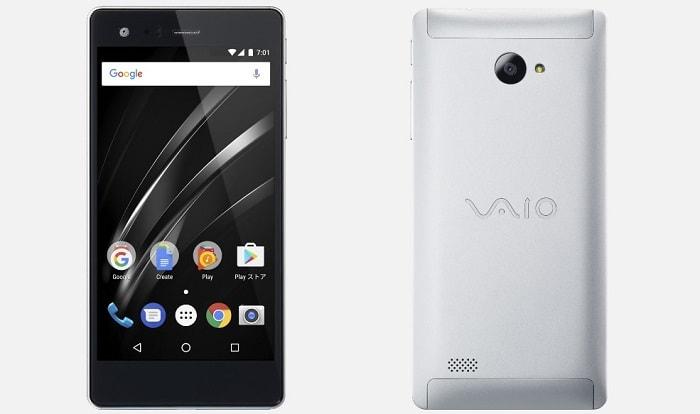 VAIO Phone Aのカラーバリエーションとスペック