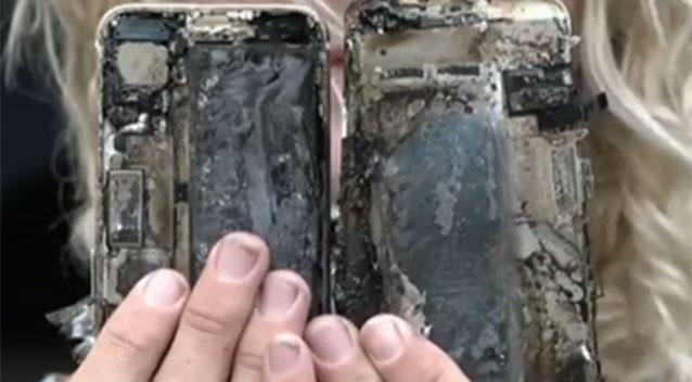 iPhone 7の爆発報告が多数出てきた!まさか次はAppleなのか?!