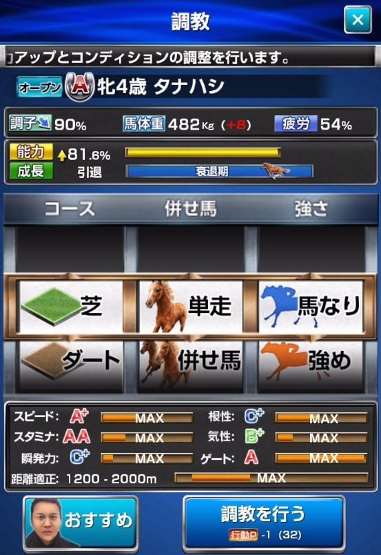 競馬育成シミュレーションゲーム「ダービーインパクト」を実際にプレイした評価と感想