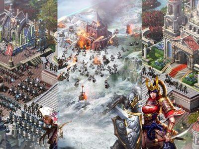 リアルタイムストラテジーゲーム「エボニー - 王の帰還」を実際にプレイした評価と感想
