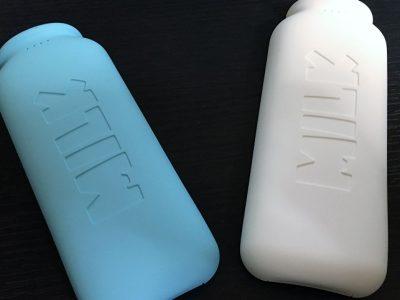 牛乳瓶の形をしたかわいい系モバイルバッテリー「MILK」をレビュー!