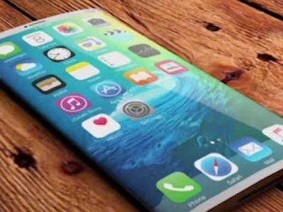iPhone 8はベゼルフリー!液晶サイズは5.0インチと5.8インチへ