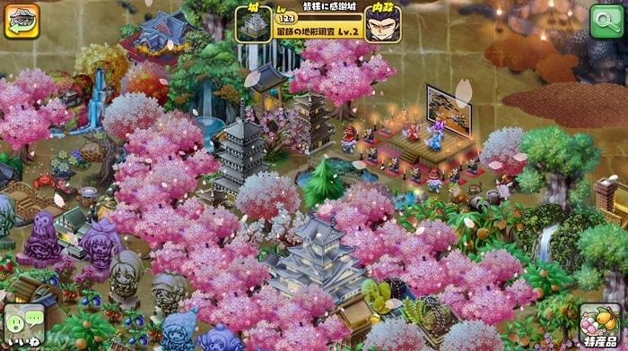 街づくり戦国シミュレーションゲームアプリ「しろくろジョーカー」の評価と感想をレビュー!