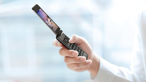 UQ mobile「DIGNO Phone」の特徴
