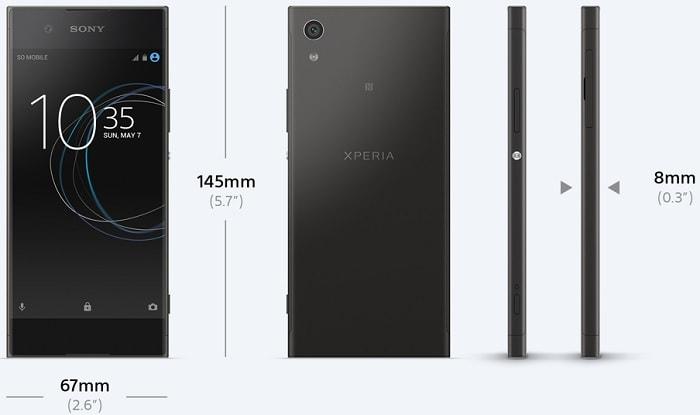 Xperia XA1の評価!スペックや価格・評判のレビューまとめ