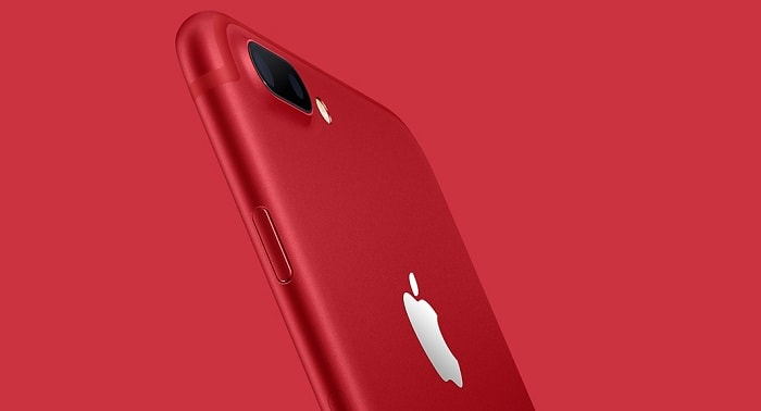 「iPhone 7」に新色「(PRODUCT)RED」発売は3月25日午前0時01分から!