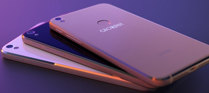 Alcatel SHINE LITEの特徴