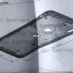 iPhone 8のデザインがリーク!今度は背面に指紋センサー!!