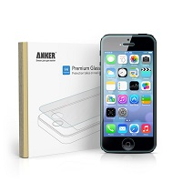 Anker GlassGuard iPhone SE 強化ガラス液晶保護フィルム