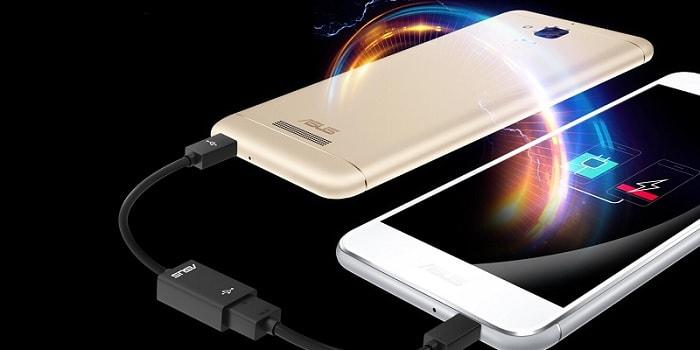 ZenFone 3 Max ZC553KLの特徴