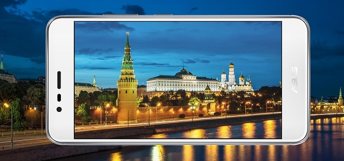 ZenFone 3 Max ZC520TLのカメラ性能