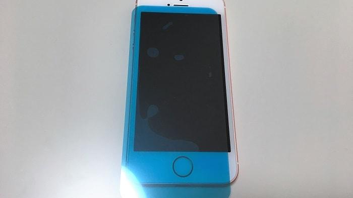 iPhone SE用ガラスフィルム「DOLPHIN47 EDGE」をレビュー!