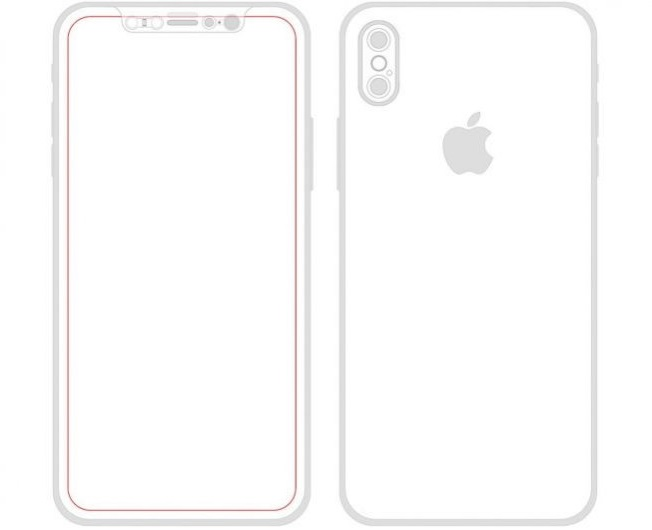 iPhone 8(iPhone Edition)のモック画像がリーク!