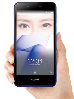 UQモバイル「AQUOS L」の特徴