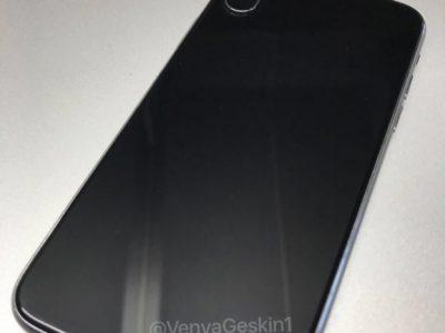 「iPhone 8」のモックアップ動画がリーク!「Touch ID」は電源ボタンに?!