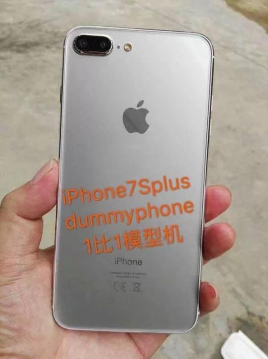 iPhone 7s Plusのデザインが判明!アルミ製からガラスパネルへ