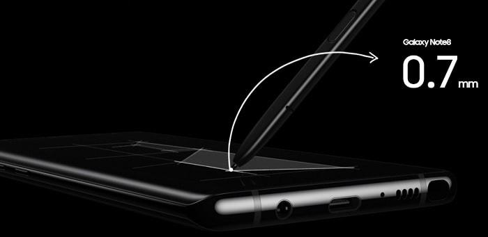 「Galaxy Note 8」の評価!スペックや価格・評判のレビューまとめ