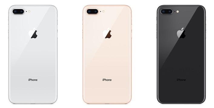 「iPhone 8 Plus」の評価!スペックや価格・評判のレビューまとめ