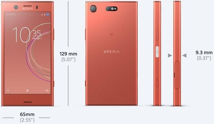 「Xperia XZ1 Compact」の評価!スペックや価格・評判のレビューまとめ