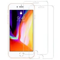 Nimaso iPhone8 専用 強化ガラス液晶保護フィルム