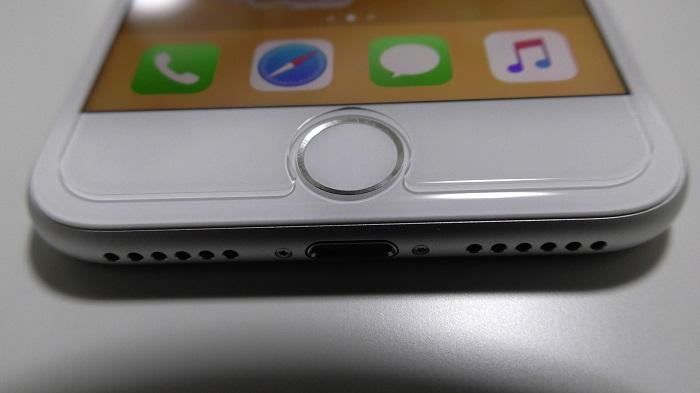 iPhone 8用ガラスフィルム OVER's「ガラスザムライ」をレビュー!