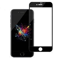 iPhone8 フィルム【世界最強の3D ゴリラガラス】 全面保護フィルム ANISYO