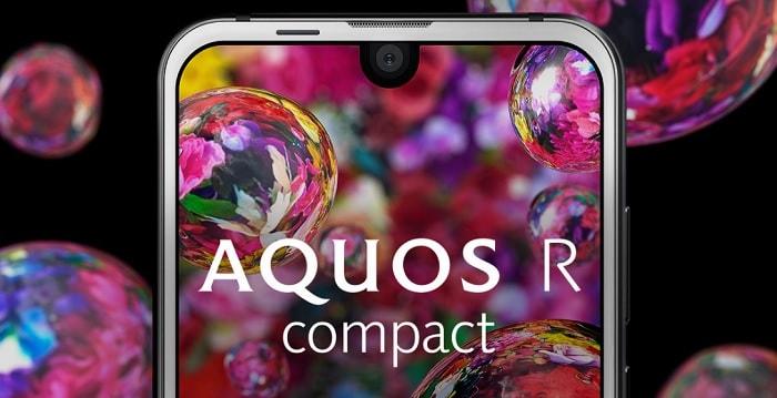 「AQUOS R compact」の評価!スペックや価格・評判のレビューまとめ