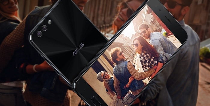 UQモバイルが「ZenFone 4」の販売を開始!本体価格は61,344円で月額料金は1,980円から