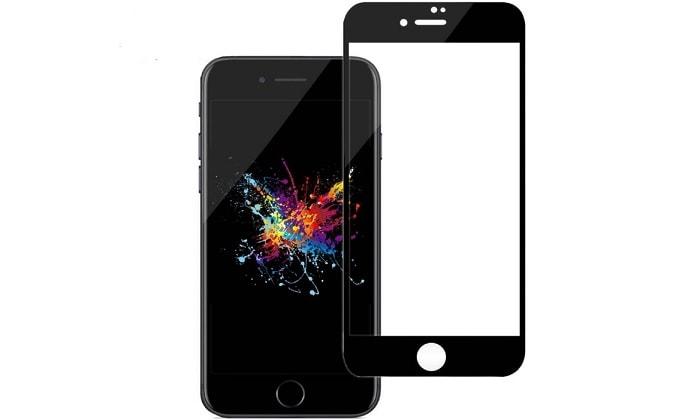 ANISYO「iPhone 8用全面保護ガラスフィルム」をレビュー!