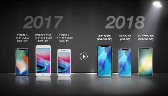 「2018年発表のiPhone」の評価!スペックや価格・評判のレビューまとめ