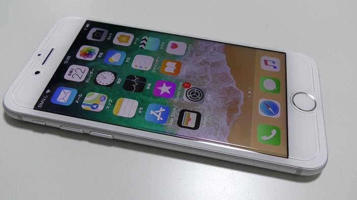 「iPhone 8 / 8 Plus」ガラスフィルムおすすめランキング/全面保護フィルムならコレ