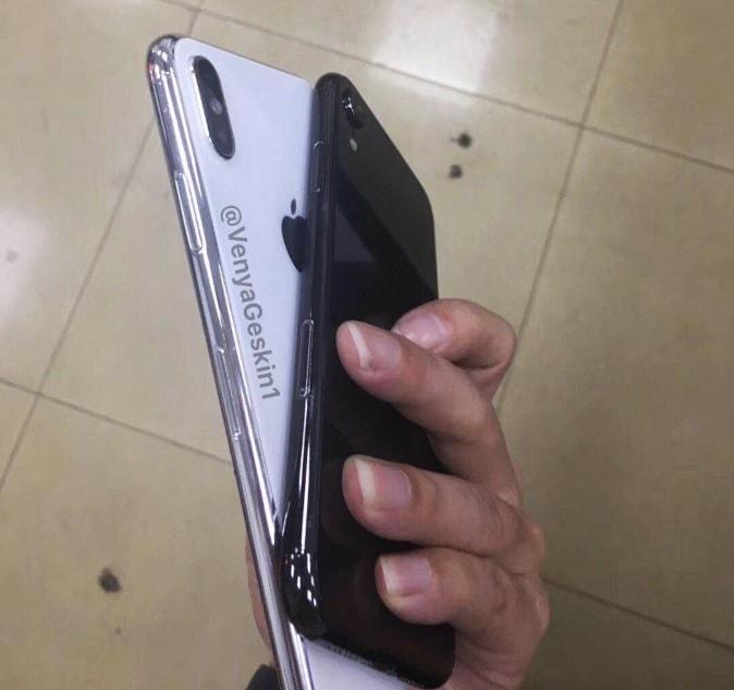 「iPhone 9&iPhone X Plus」のデザインがリーク!モックアップから流出か