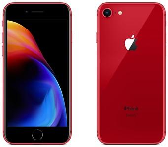 iPhone 8の本体カラー(PRODUCT) RED