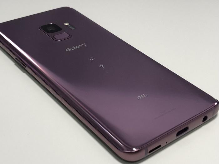 Galaxy S9の機能&サービス