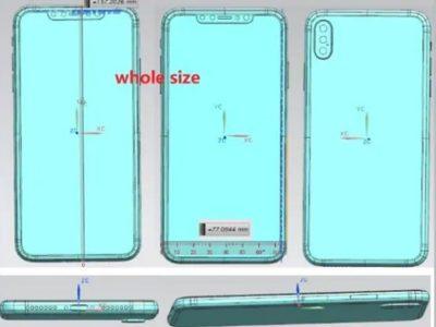 「iPhone 9」と「iPhone X Plus」本体サイズ情報がリーク!
