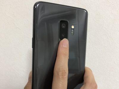 「Galaxy S9+」のカメラ使用時にフリーズする不具合が発生!?