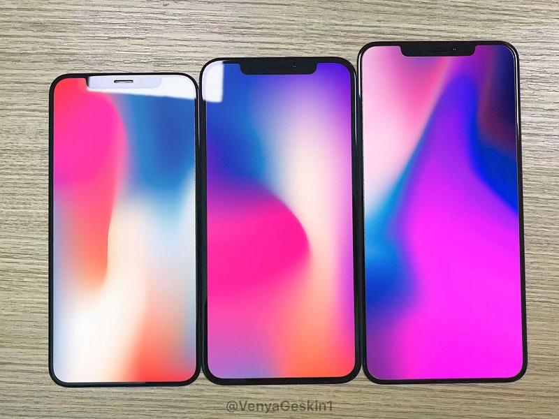2018年発売のiPhoneはホームボタン廃止が確定!?フロントパネルがリーク