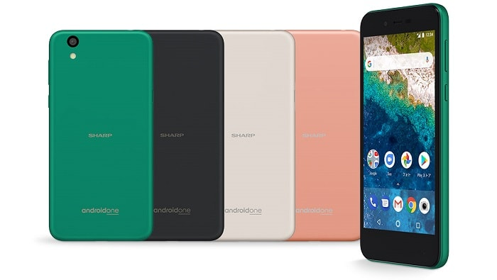 Android One S3 の乗り換え(MNP)で一括0円+31,000円キャッシュバック!