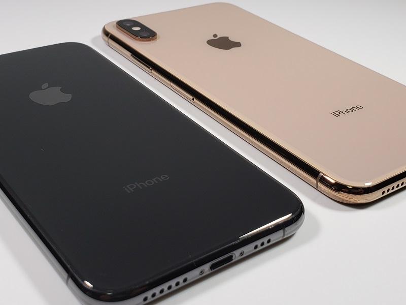 iPhone XS / XS Max の新規・乗り換え(MNP)で61,000円キャッシュバック!