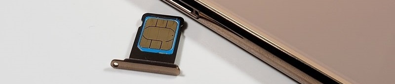 SIMカードを再発行する場合は別途2,000円がかかる