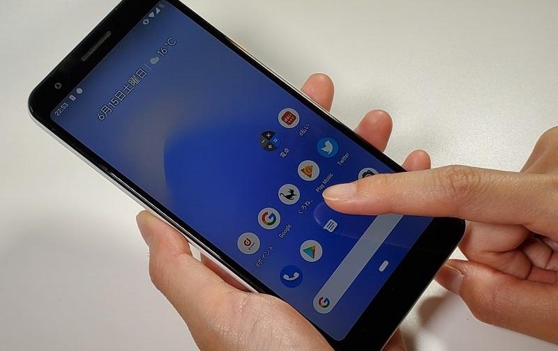 Google Pixel 3a / 3a XL 一括0円+5,000円キャッシュバック