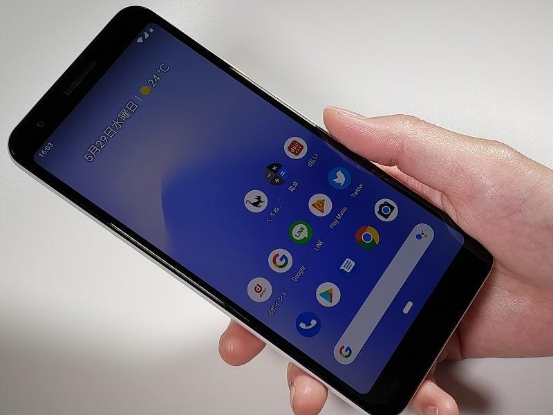 Google Pixel 3a 購入レビュー!スペックや評価・カメラ性能まとめ