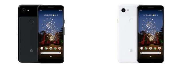 ドコモ版 Google Pixel 3a の発売日と本体価格
