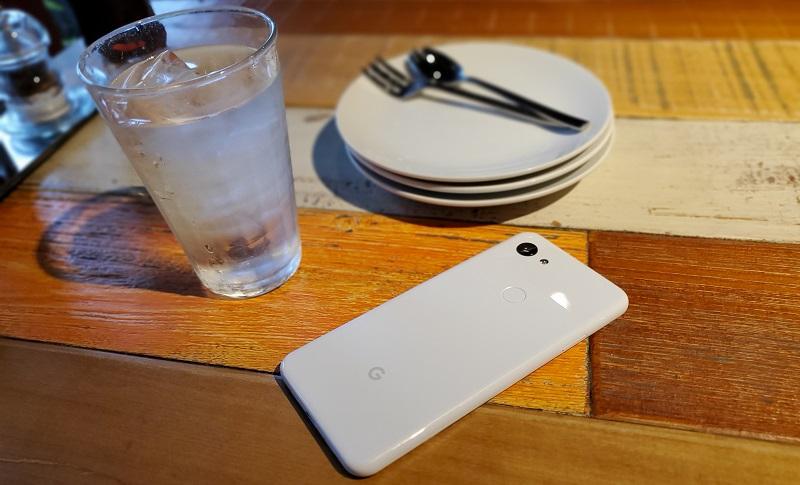 Google Pixel 3aの写真