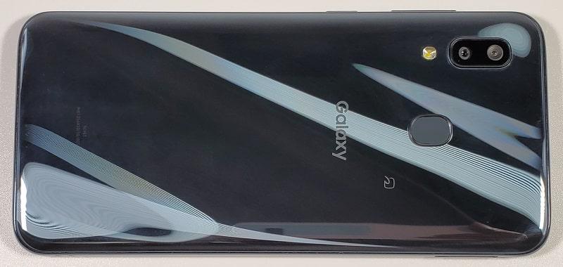 Galaxy A30 の本体