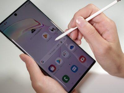 Galaxy Note10 購入レビュー!スペックや評価・カメラ性能まとめ