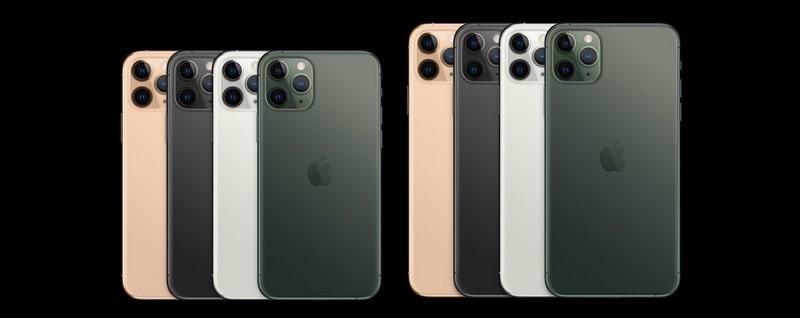 iPhone 11 Pro の発売日と本体価格