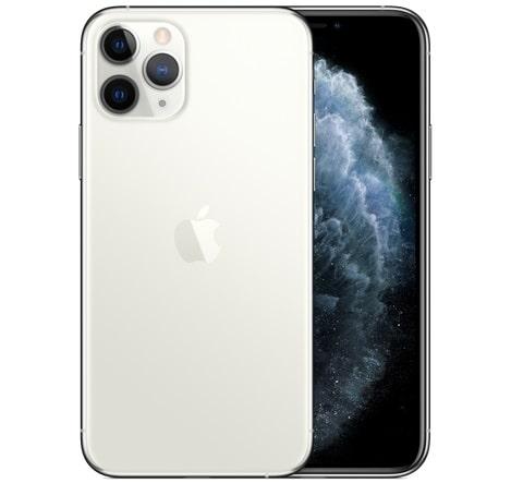 iPhone 11 Pro のカラーシルバー