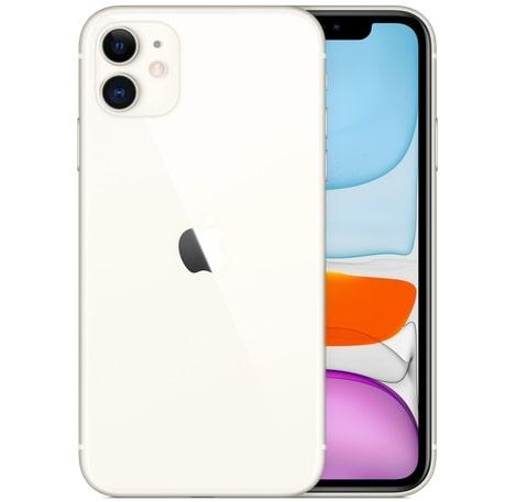 iPhone 11 のカラーホワイト