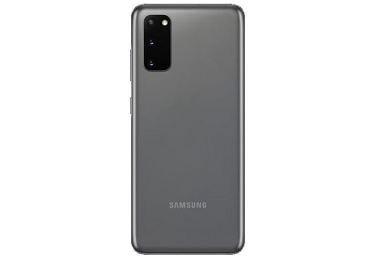 Galaxy S20のカラーバリエーション